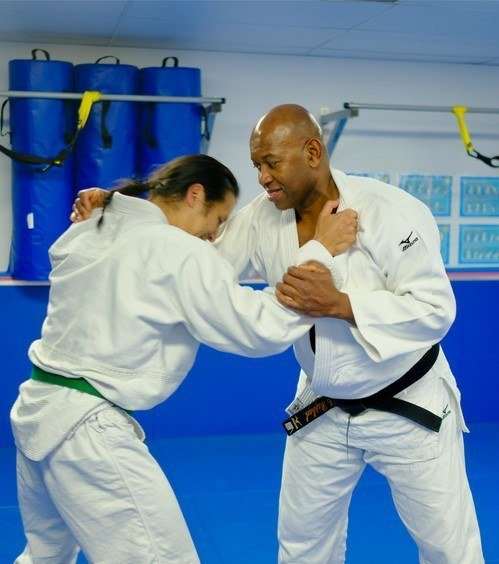 Train with us at Kokoro Judo Coaching